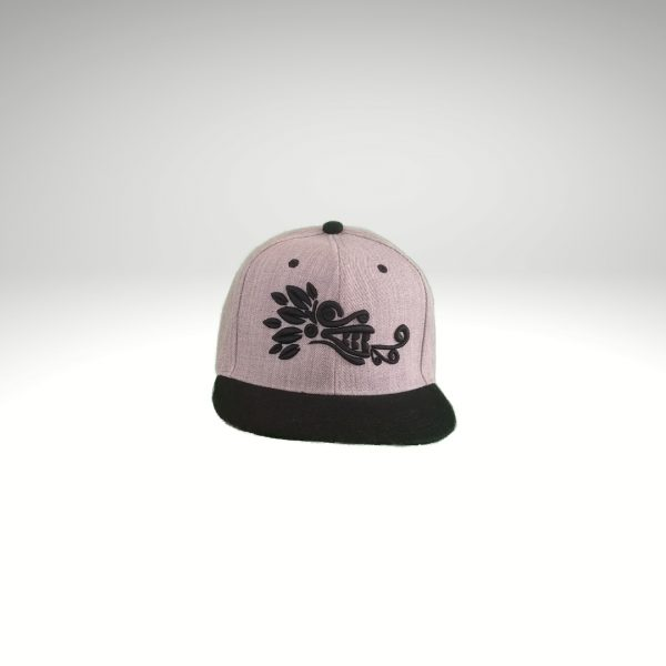 grey hat front